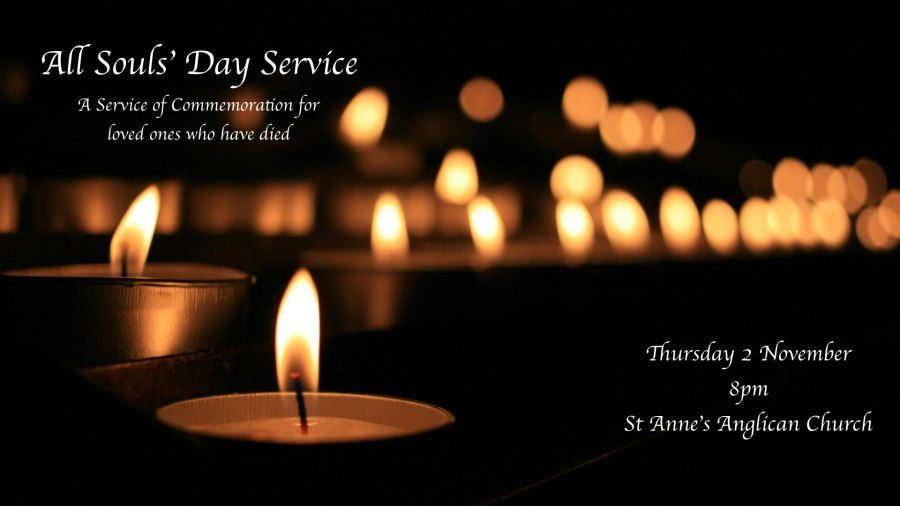 All Souls' Day Service advertising - small.001